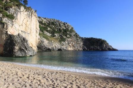 Le spiagge dell'Albania