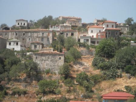 Qeparo - Himara, Albania