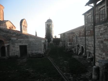 Monastero di Santa Maria, Apollonia